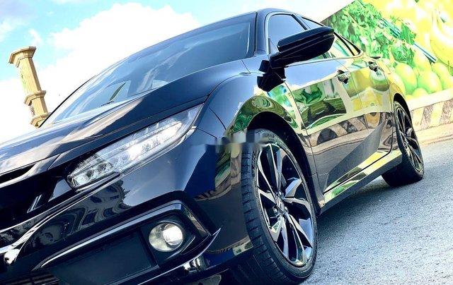 Bán Honda Civic sản xuất 2019, màu đen, xe nhập, giá tốt5