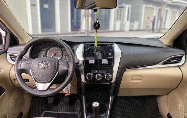 Bán xe Toyota Vios MT sản xuất 2019, xe gia đình4