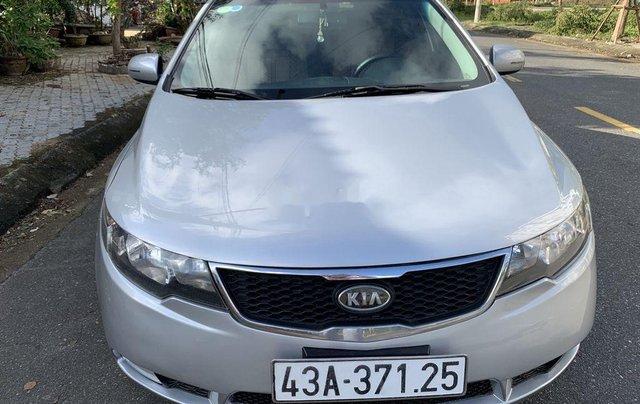 Cần bán xe Kia Forte 2012, màu bạc chính chủ0