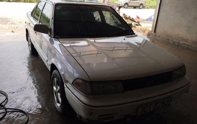 Bán Toyota Corolla năm sản xuất 1990, màu trắng, xe nhập, 68tr0