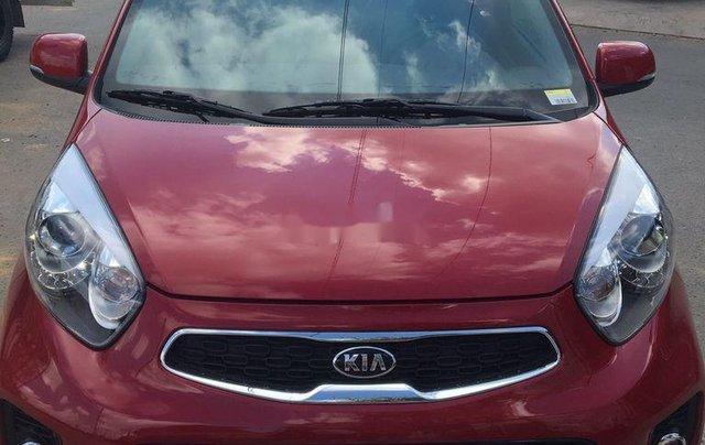 Cần bán xe Kia Morning năm 2019, màu đỏ, xe nhập, giá chỉ 355 triệu0
