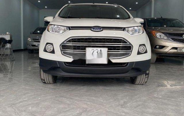 Bán Ford EcoSport năm sản xuất 2017, 465 triệu0