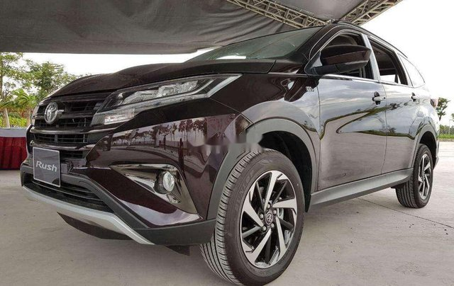 Bán ô tô Toyota Rush 1.5 AT sản xuất năm 2020, xe nhập giá cạnh tranh4