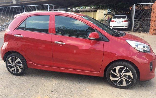Cần bán xe Kia Morning năm 2019, màu đỏ, xe nhập, giá chỉ 355 triệu4