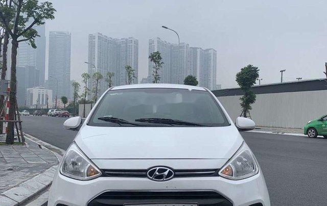 Bán Hyundai Grand i10 sản xuất năm 2016, xe một đời chủ0