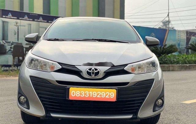Bán xe Toyota Vios MT sản xuất 2019, xe gia đình0