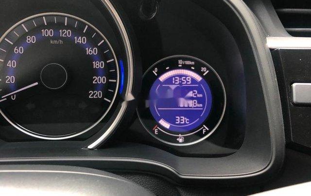 Bán ô tô Honda Jazz sản xuất 2018, màu trắng, nhập khẩu còn mới, giá chỉ 470 triệu3