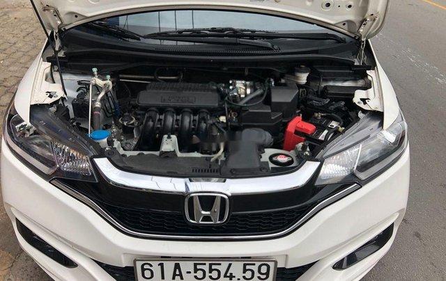 Bán ô tô Honda Jazz sản xuất 2018, màu trắng, nhập khẩu còn mới, giá chỉ 470 triệu5