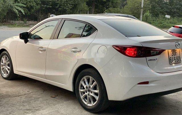 Bán Mazda 3 năm sản xuất 2017, màu trắng2