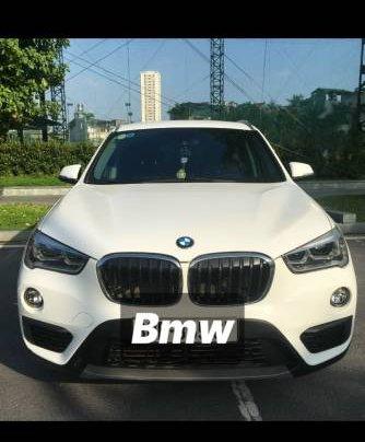 Cần bán xe BMW X1 đời 2015, màu trắng, nhập khẩu nguyên chiếc chính chủ0
