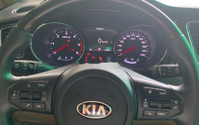 Cần bán lại xe Kia Sedona 2020, màu trắng còn mới8