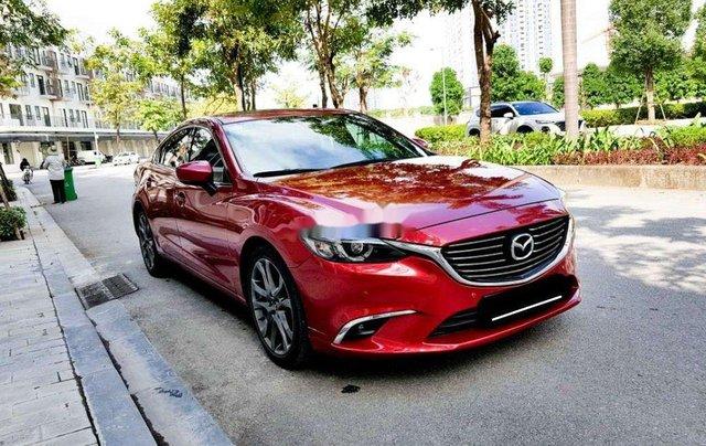 Xe Mazda 6 2.5 Premium đời 2018, màu đỏ2