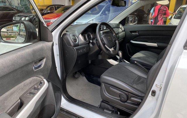 Xe Suzuki Vitara 2016, màu trắng, nhập khẩu6
