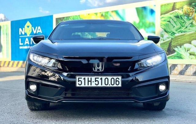 Bán Honda Civic sản xuất 2019, màu đen, xe nhập, giá tốt3