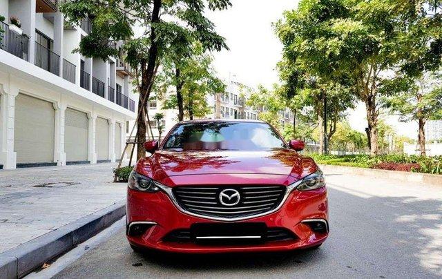 Xe Mazda 6 2.5 Premium đời 2018, màu đỏ1