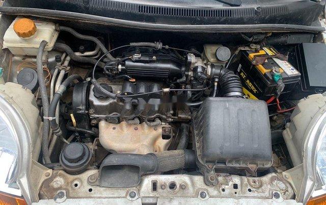 Bán Chevrolet Spark đời 2009, màu bạc5
