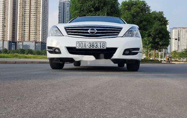 Bán ô tô Nissan Teana sản xuất năm 2011, màu trắng, xe nhập chính chủ3