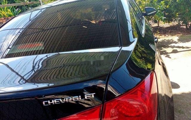 Bán xe Chevrolet Cruze 2010, màu đen xe gia đình, giá 235tr1