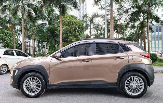 Bán Hyundai Kona năm sản xuất 2019, màu nâu, 605tr2