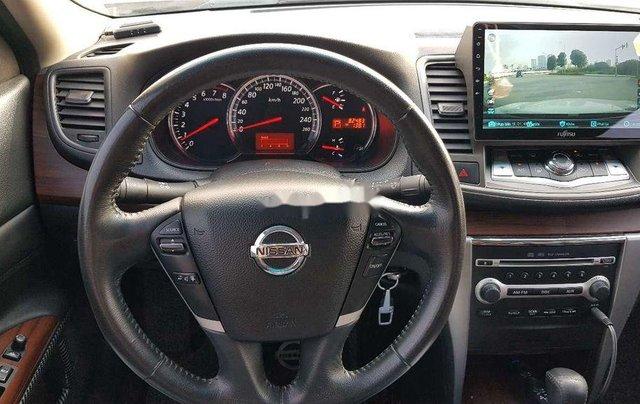 Bán ô tô Nissan Teana sản xuất năm 2011, màu trắng, xe nhập chính chủ8