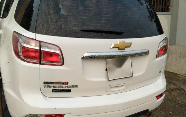 Do nhu cầu muốn mua xe số tự động nên cần thanh lý xe Chevrolet Trailblazer 4x2 LT 7 chỗ sx 2018, đăng kí 2019, số sàn5