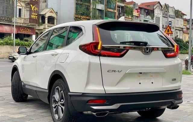 Bán xe Honda CRV đời 2020, màu trắng, giá tốt1