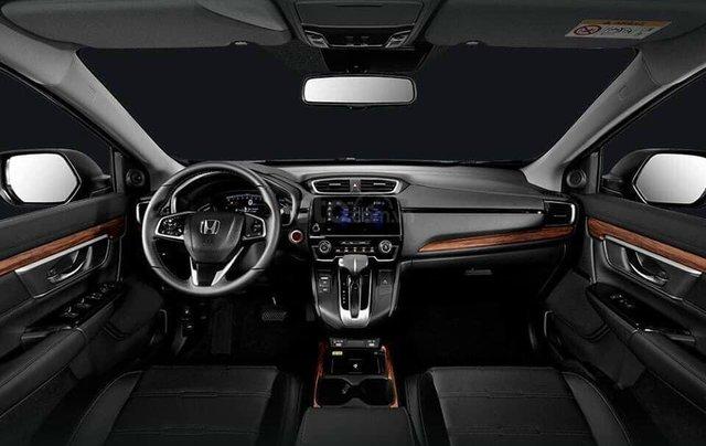 Bán xe Honda CRV đời 2020, màu trắng, giá tốt4