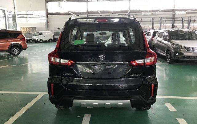 Suzuki XL7 màu đen SUV 7 chỗ nhập khẩu, hỗ trợ trả góp 0% tại Suzuki quận 125