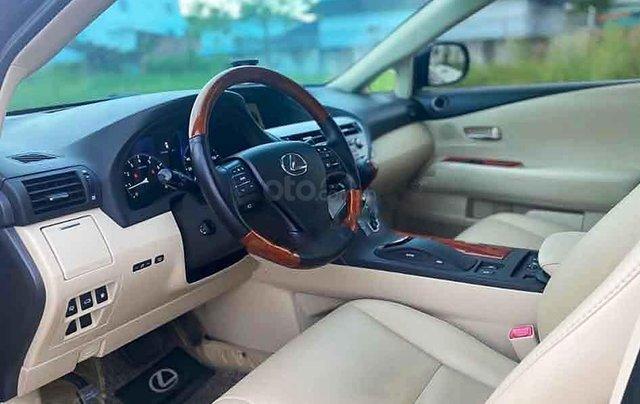 Cần bán lại xe Lexus RX sản xuất 2010, màu đen, nhập khẩu còn mới1