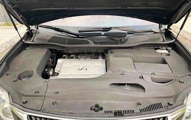 Cần bán lại xe Lexus RX sản xuất 2010, màu đen, nhập khẩu còn mới4