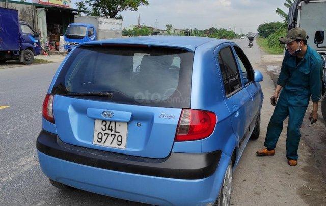 Cần bán Hyundai Getz năm sản xuất 2009, nhập khẩu, giá chỉ 180tr1