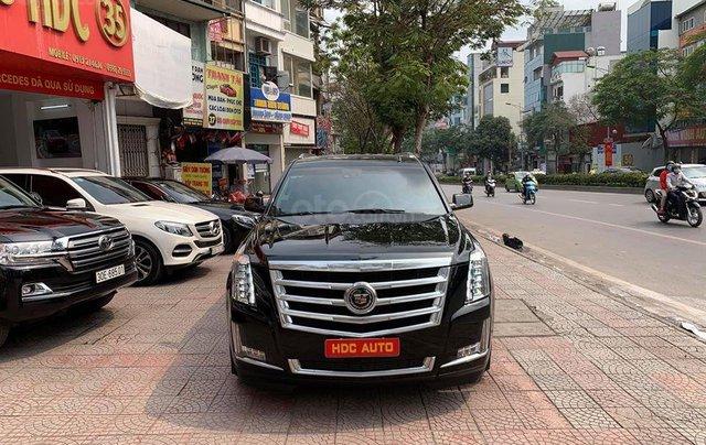 Bán xe Cadillac Escalape Palatinium sản xuất 2014 đăng ký 2015, biển HN cực VIP 30A - 797.790