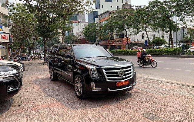 Bán xe Cadillac Escalape Palatinium sản xuất 2014 đăng ký 2015, biển HN cực VIP 30A - 797.792