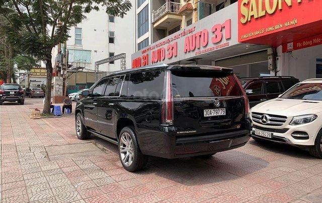 Bán xe Cadillac Escalape Palatinium sản xuất 2014 đăng ký 2015, biển HN cực VIP 30A - 797.794