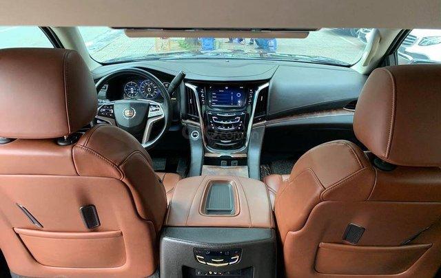 Bán xe Cadillac Escalape Palatinium sản xuất 2014 đăng ký 2015, biển HN cực VIP 30A - 797.796