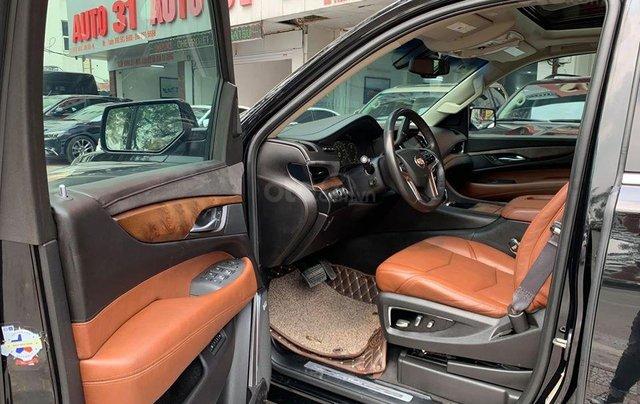 Bán xe Cadillac Escalape Palatinium sản xuất 2014 đăng ký 2015, biển HN cực VIP 30A - 797.797