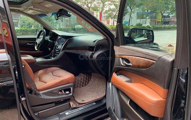 Bán xe Cadillac Escalape Palatinium sản xuất 2014 đăng ký 2015, biển HN cực VIP 30A - 797.798