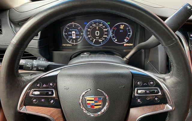 Bán xe Cadillac Escalape Palatinium sản xuất 2014 đăng ký 2015, biển HN cực VIP 30A - 797.7913