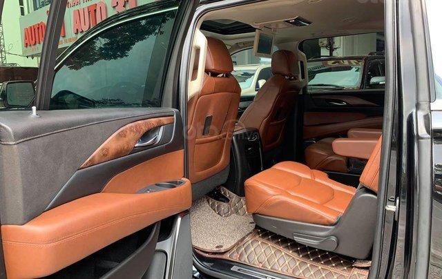 Bán xe Cadillac Escalape Palatinium sản xuất 2014 đăng ký 2015, biển HN cực VIP 30A - 797.7910