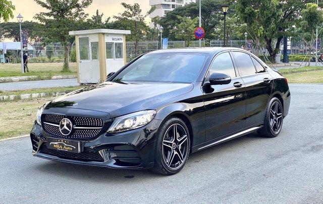 Bán Mercedes C300 model 2020, sản xuất 2019, xe đẹp như mới, giá cả uy tín1