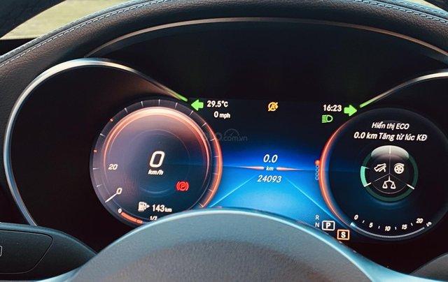 Bán Mercedes C300 model 2020, sản xuất 2019, xe đẹp như mới, giá cả uy tín12