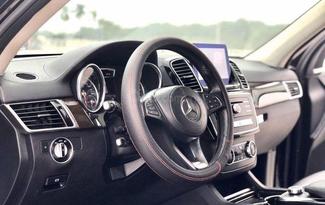 Bán Mercedes Benz GLS 350 2017, màu đen12