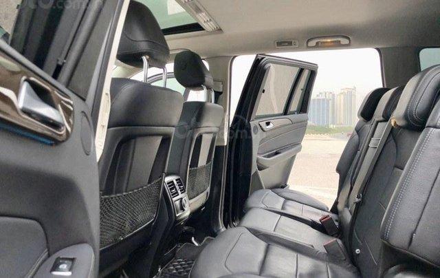 Bán Mercedes Benz GLS 350 2017, màu đen14