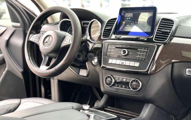 Bán Mercedes Benz GLS 350 2017, màu đen11
