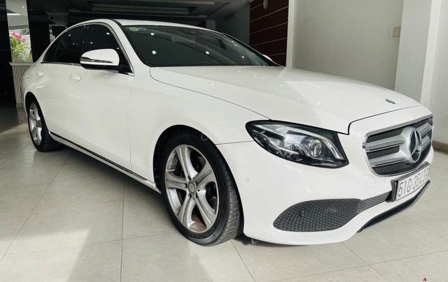 Bán E250 2017 xe đẹp bảo dưỡng hãng, bảo hiểm thân xe, cam kết chất lượng bao check hãng4