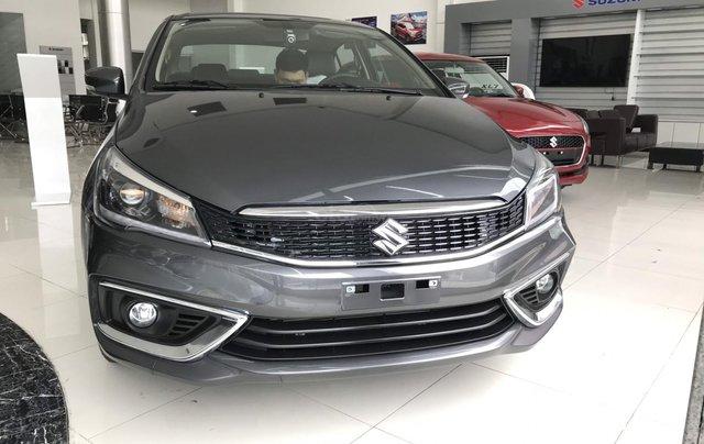 Suzuki Ciaz 1.4L 2020 màu xám ưu đãi 30 triệu, hỗ trợ 80% trả trước 150 triệu nhận xe0