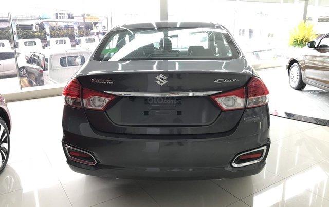 Suzuki Ciaz 1.4L 2020 màu xám ưu đãi 30 triệu, hỗ trợ 80% trả trước 150 triệu nhận xe7