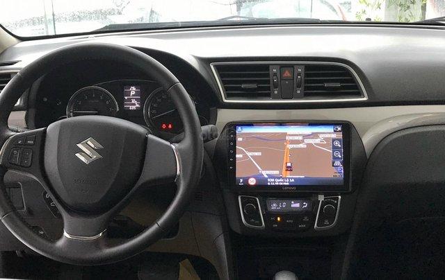Suzuki Ciaz 1.4L 2020 màu xám ưu đãi 30 triệu, hỗ trợ 80% trả trước 150 triệu nhận xe8
