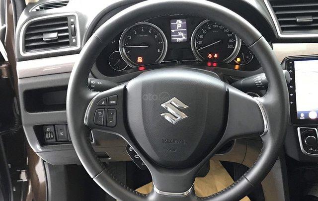 Suzuki Ciaz 1.4L 2020 màu xám ưu đãi 30 triệu, hỗ trợ 80% trả trước 150 triệu nhận xe9