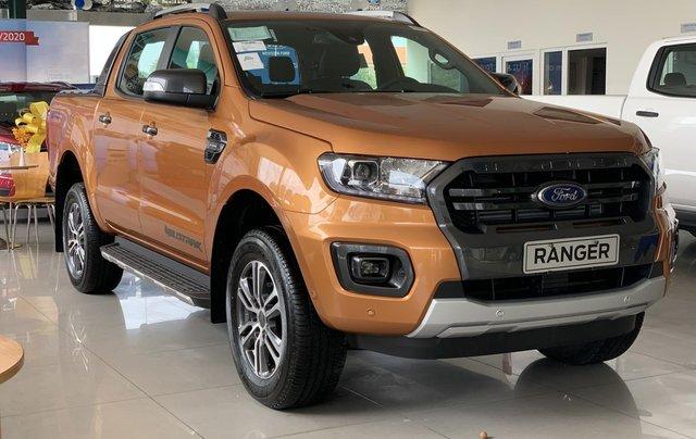 Ford Ranger Wildtrak new giá tốt - giảm tiền mặt - tặng full phụ kiện + bảo hiểm 2 chiều - vay 90%1